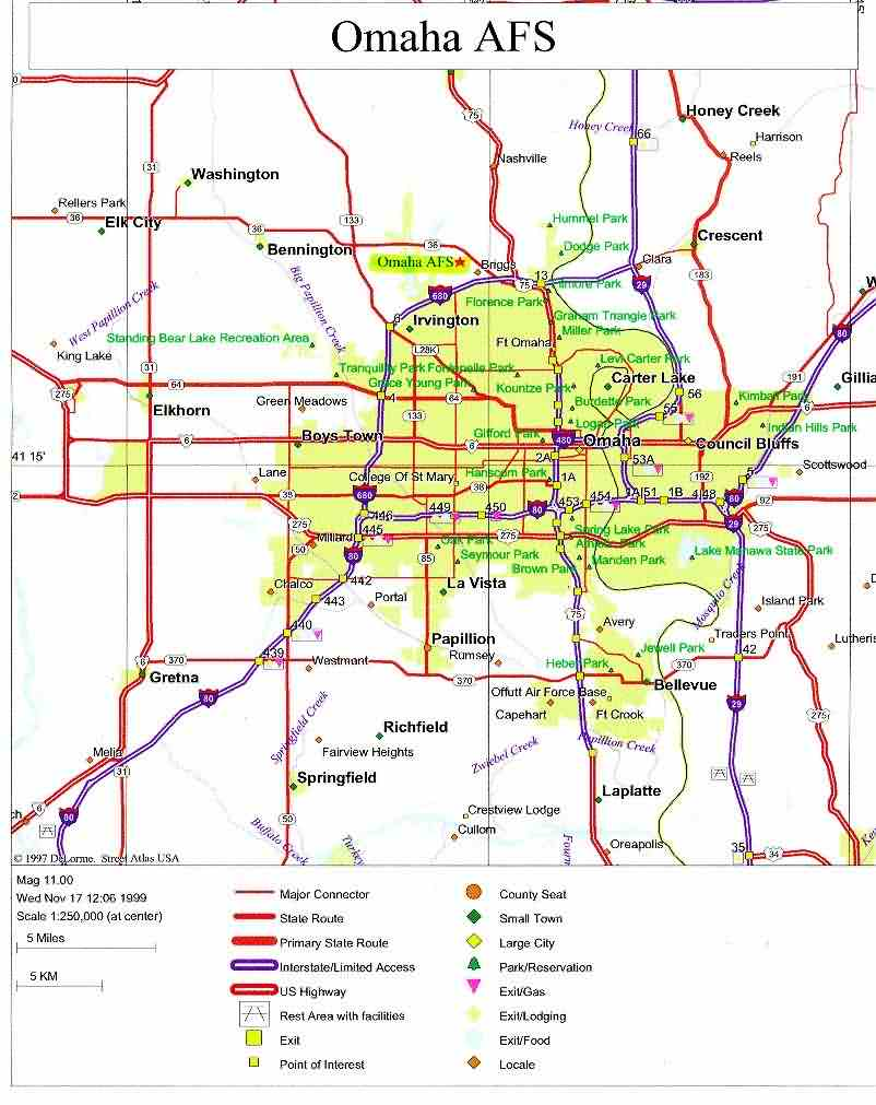 Omaha Map Related Keywords Amp Suggestions  Omaha Map Long