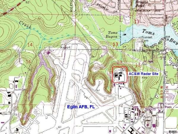 Eglin Afb Map Eglin Afb fl Map
