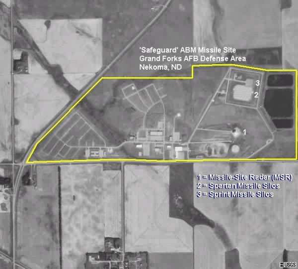 Aerial Images of Nekoma, ND