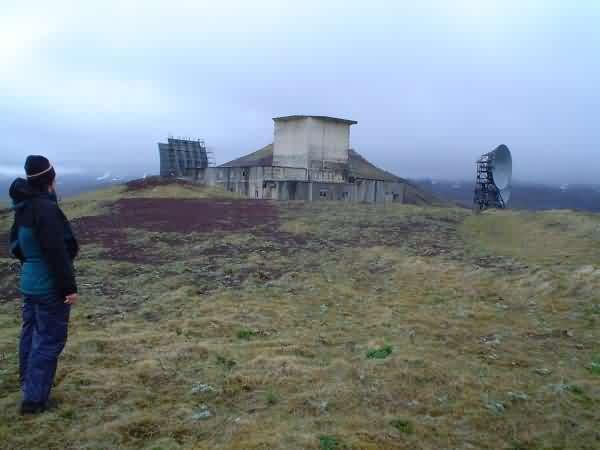 Recent Photos of Cape Sarichef, AK (COB-3)