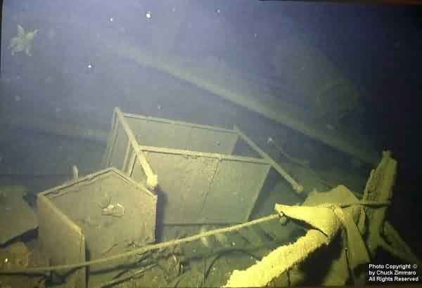 Recent Photos Of Texas Tower 4 Wreckage