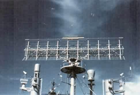 Us Navy Radar Picket Ship