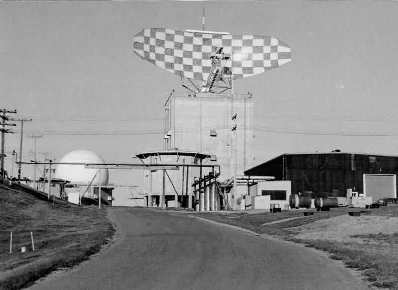 Fortuna Air Force Station North Dakota